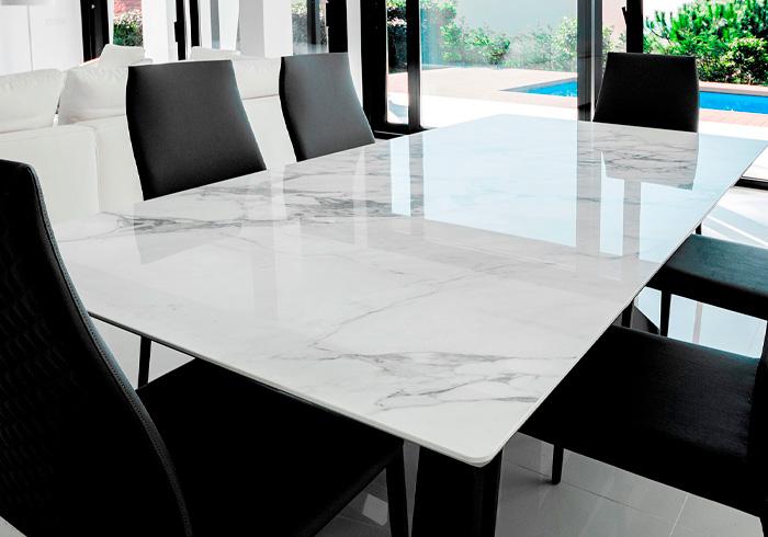 Tapas de mesa